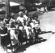 Westlake children c1952