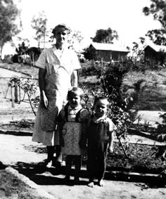 Mrs Bellchambers, Eva & Bob